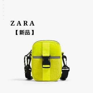 ZARA - ZARA ザラ ネオンカラー ボディバッグ ミニショルダーバッグ ポーチ