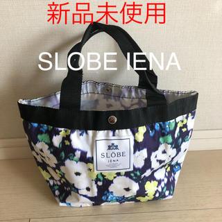 IENA SLOBE - フラワープリントが春らしい♡SLOBE IENAトートバッグ