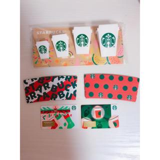 スターバックスコーヒー(Starbucks Coffee)のスターバックス クリップセット(キャラクターグッズ)