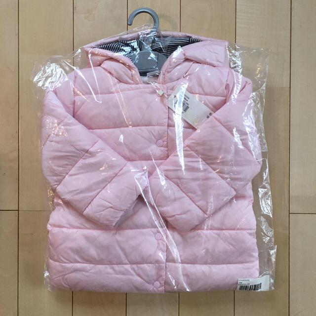PETIT BATEAU(プチバトー)の新品 プチバトー コート ジャケット アウター 36m キッズ/ベビー/マタニティのキッズ服女の子用(90cm~)(ジャケット/上着)の商品写真