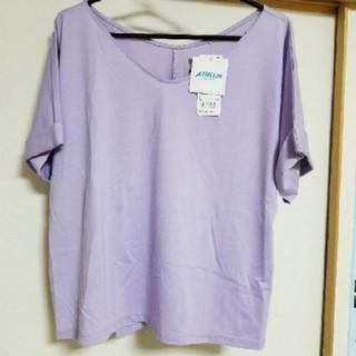 ユニクロ(UNIQLO)のUNIQLO☆エアリズム 半袖T ☆Lサイズ(Tシャツ(半袖/袖なし))
