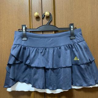 adidas - adidas  2way リバーシブルフリルスコート スカート