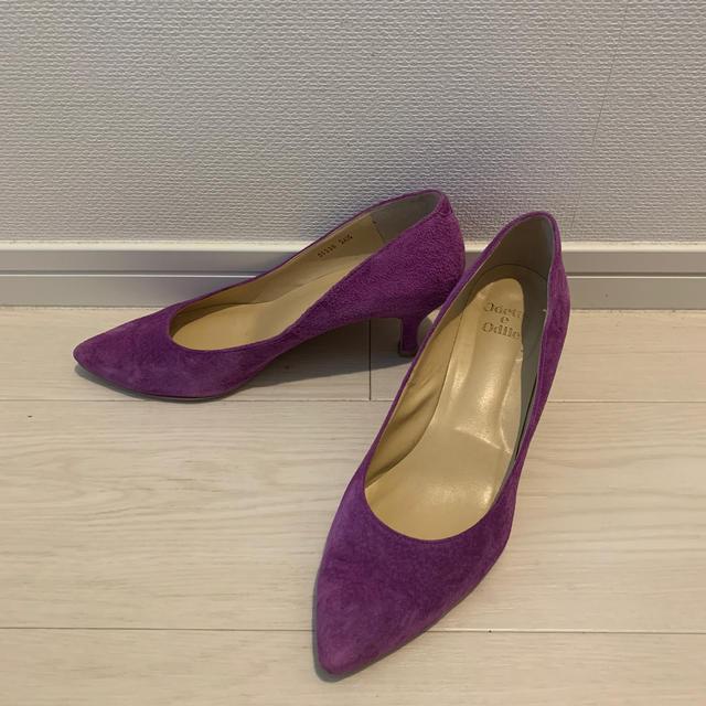 Odette e Odile(オデットエオディール)のオデットオディール パンプス レディースの靴/シューズ(ハイヒール/パンプス)の商品写真