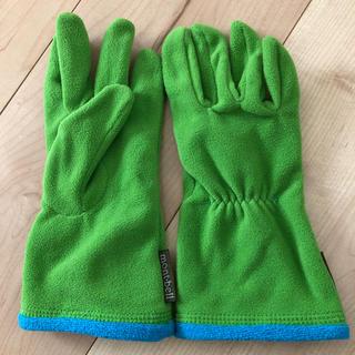 モンベル(mont bell)のモンベル 手袋 子供用(手袋)