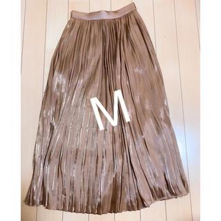 しまむら - プチプラのあや しまむら シャイニープリーツスカート