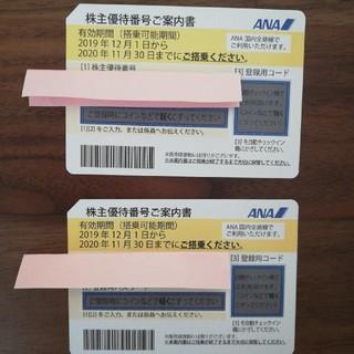 ANA(全日本空輸) - ANA株主優待