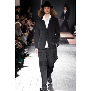 ヨウジヤマモト(Yohji Yamamoto)のyohji yamamoto pour homme 15aw カラス様購入価格(ドレス/ビジネス)
