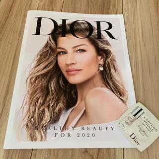 ディオール(Dior)のDiorパンフレットおまけ付き(ファッション/美容)