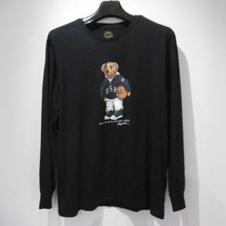 POLO RALPH LAUREN - 新品 ポロ ラルフローレン コットン ポロ ベア ロングスリーブ Tシャツ XL