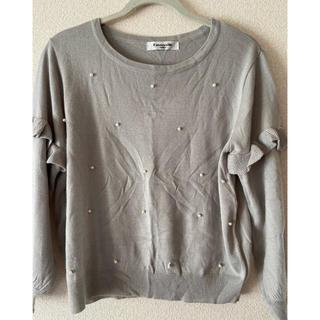エムズエキサイト(EMSEXCITE)のセーター(ニット/セーター)