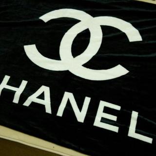シャネル(CHANEL)のシャネル ブランケット おまけ付き!!(毛布)