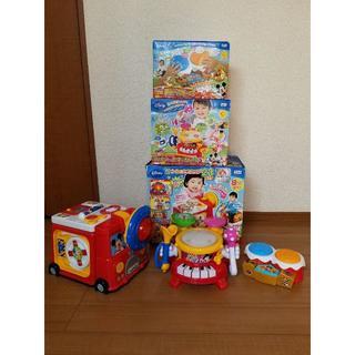 Takara Tomy - ディズニー おもちゃ 3点セット タカラトミー