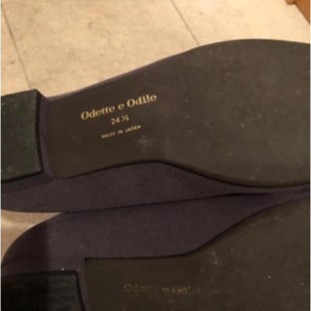 Odette e Odile(オデットエオディール)のOdette e Odile バレエシューズ レディースの靴/シューズ(バレエシューズ)の商品写真