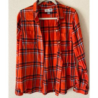 オールドネイビー(Old Navy)のチェックシャツ(シャツ/ブラウス(長袖/七分))