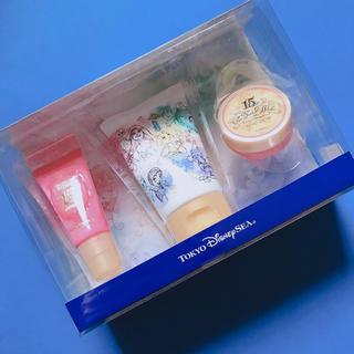 ディズニー(Disney)のディズニーシー 15周年 【限定品】 コスメセット(コフレ/メイクアップセット)
