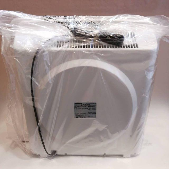 TWINBIRD(ツインバード)の未使用品 HEPAフィルター ツインバード 空気清浄機 メーカー保証あり スマホ/家電/カメラの生活家電(空気清浄器)の商品写真