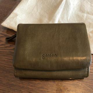 ゲンテン(genten)のゲンテン    二つ折り財布(財布)