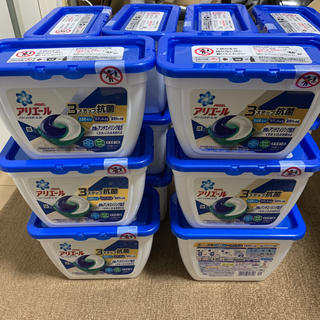 ピーアンドジー(P&G)のアリエール  パワージェルボール(洗剤/柔軟剤)