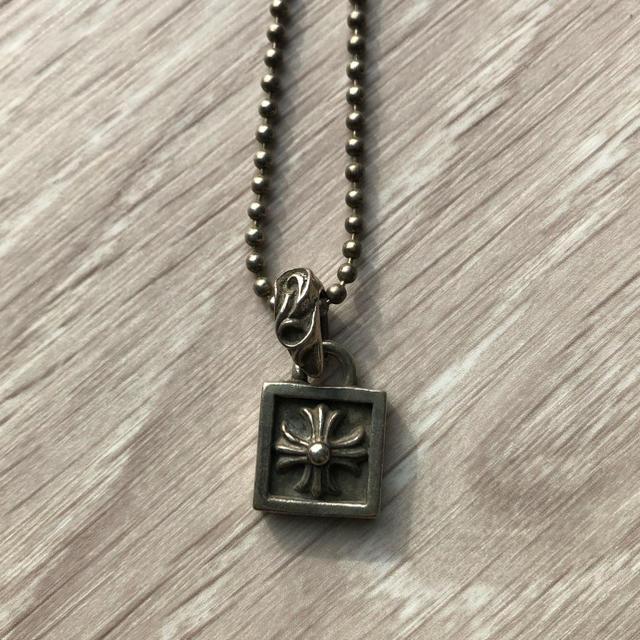 Chrome Hearts(クロムハーツ)のクロムハーツ ネックレス メンズのアクセサリー(ネックレス)の商品写真