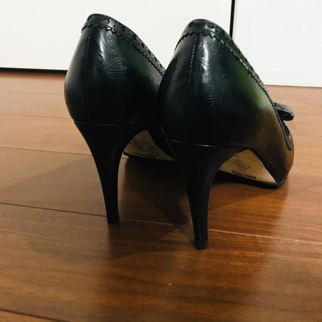 Cole Haan(コールハーン)の日本未発売!コールハーン オープントゥ ハイヒール ナイキエアー レディースの靴/シューズ(ハイヒール/パンプス)の商品写真