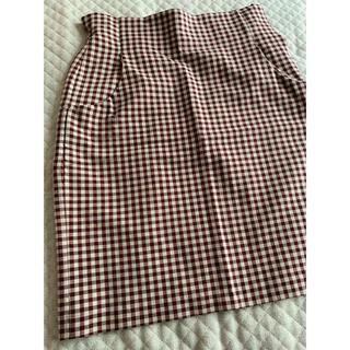 ステュディオス(STUDIOUS)のタイトスカート(ひざ丈スカート)