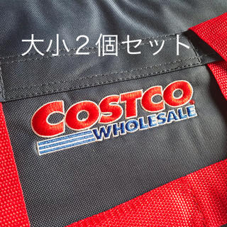 コストコ - コストコ保冷バッグ 大小2個セット