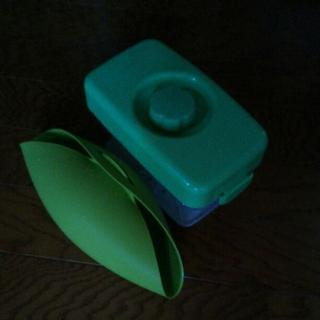 ルクエ(Lekue)のルクエ スチームロースター グリーン 即席漬物器(調理道具/製菓道具)
