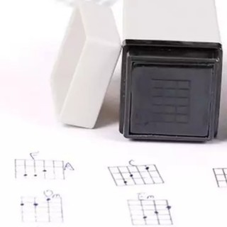 ギター・ウクレレ用コードスタンプ(その他)