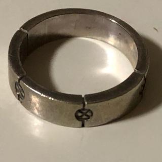 ヴァンドーム シルバーリング 指輪 10号くらい(リング(指輪))