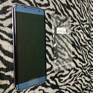 SAMSUNG - Galaxy S7 edge SC-02H 新品未使用 ブルー
