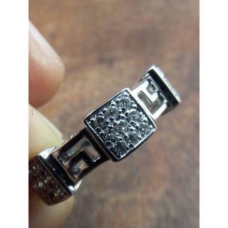 LOUVROUSEルーブルーゼのリングです!Pt900ダイヤリング 13.5号(リング(指輪))