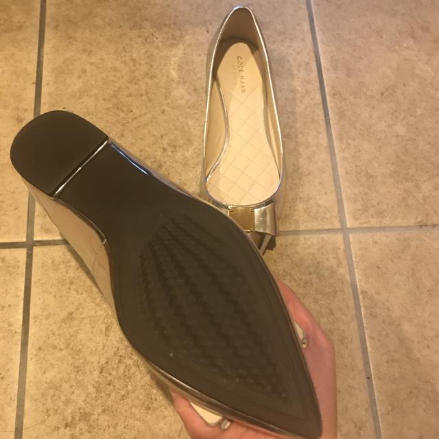 Cole Haan(コールハーン)のコールハーン フラットシューズ レディースの靴/シューズ(バレエシューズ)の商品写真
