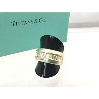 Tiffany & Co. - Tiffany&Co. ティファニー♡ アトラスリング シルバー 15号