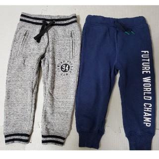 H&M - H&M パンツ2枚セット‼️ サイズ100