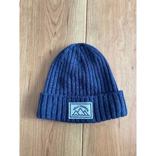 ヘリーハンセン(HELLY HANSEN)のQヘリーハンセンニット帽 ニットキャップ サイズ40センチ(帽子)