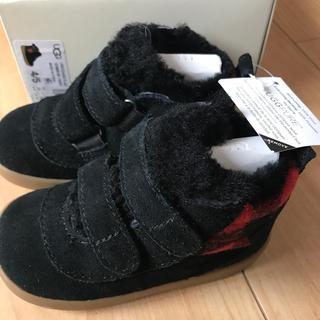 アグ(UGG)の未使用 UGG アグ  アグブーツ オシャレ ボア 子供 靴 12.5(ブーツ)