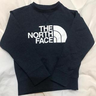 THE NORTH FACE - ノースフェイス子供スウェットトレーナー