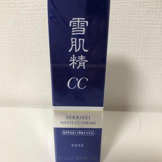 セッキセイ(雪肌精)の雪肌精 CCクリーム 30g (ファンデーション)