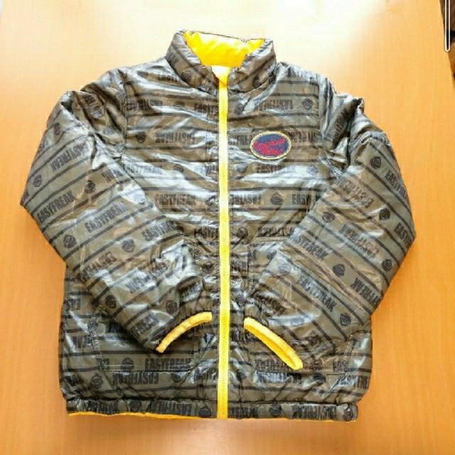 eaB(エーアーベー)のeaB リバーシブルジャケット キッズ/ベビー/マタニティのキッズ服男の子用(90cm~)(ジャケット/上着)の商品写真