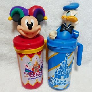 ディズニー(Disney)の東京ディズニーランド 15周年 スーベニア ドリンクカップ(キャラクターグッズ)