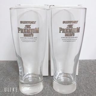 サントリー - 《新品・非売品》サントリー プレミアムモルツ ビア ビールグラス 2個セット