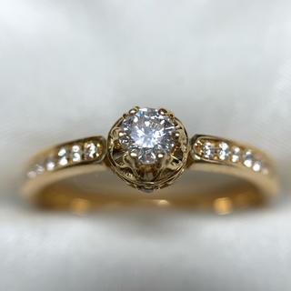 AVARON YOHEI YAMAMURA ダイヤモンド リング(リング(指輪))