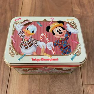 ディズニー(Disney)のディズニー クッキー 缶のみ(ミュージシャン)