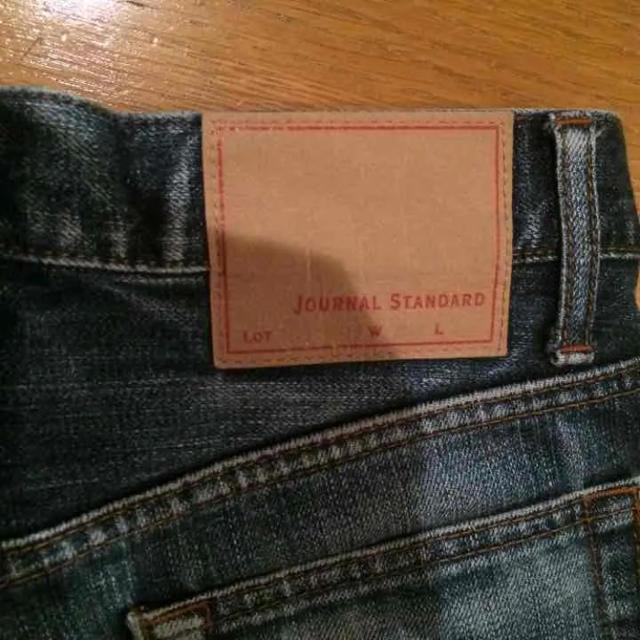 JOURNAL STANDARD(ジャーナルスタンダード)のジャーナルスタンダード デニム メンズのパンツ(デニム/ジーンズ)の商品写真