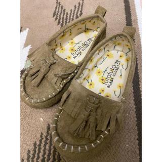 フタフタ(futafuta)のキッズ 女の子 靴 17㎝(アウトドアシューズ)
