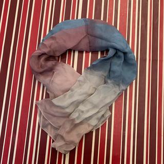 シルクスカーフ(バンダナ/スカーフ)