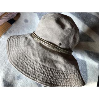 ヘレンカミンスキー(HELEN KAMINSKI)のヘレンカミンスキー  コットン 帽子(ハット)