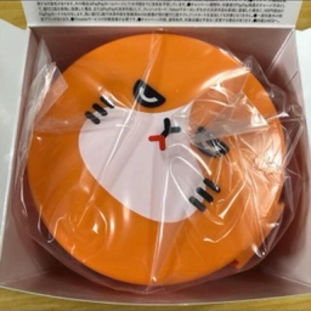 Softbank(ソフトバンク)のふてニャン コミコミランチボックス お弁当箱 エンタメ/ホビーのコレクション(ノベルティグッズ)の商品写真
