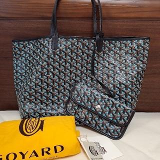 GOYARD - GOYARD SAINTLOUIS  直営店購入 正規 限定色 完売レア