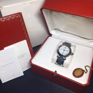 Cartier - 【正規品 可動品】カルティエ パシャC レディース メンズ 腕時計 良品 パシャ